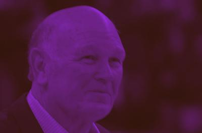 Lefty Driesell Portrait