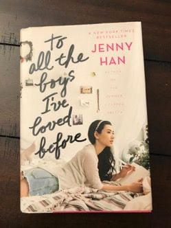 'To all the boys I've loved before'