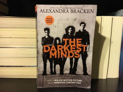 darkest minds book cover