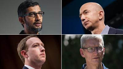Big tech leader picture