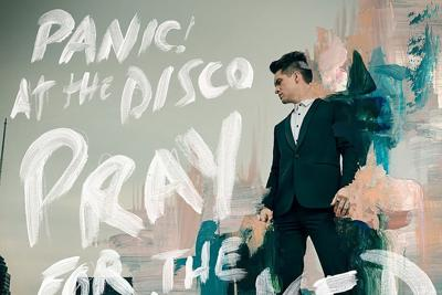 84640f23 Panic! At The Disco releases sixth album 'Pray For The Wicked ...
