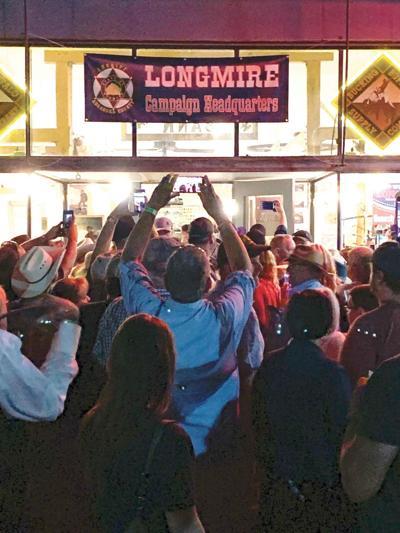 Johnsons to host Longmire Days