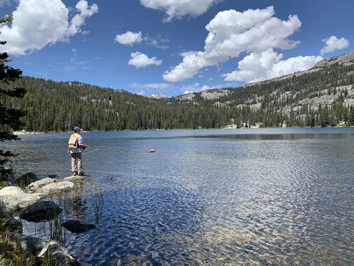 Maybelle Lake