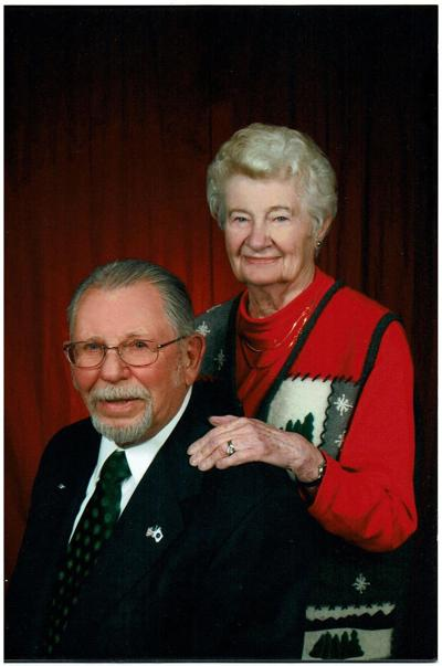 Marilyn 'Sue' Wagner and Robert 'Bob' Wagner