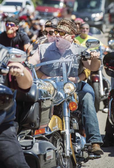 Longmire Ferg's Ride