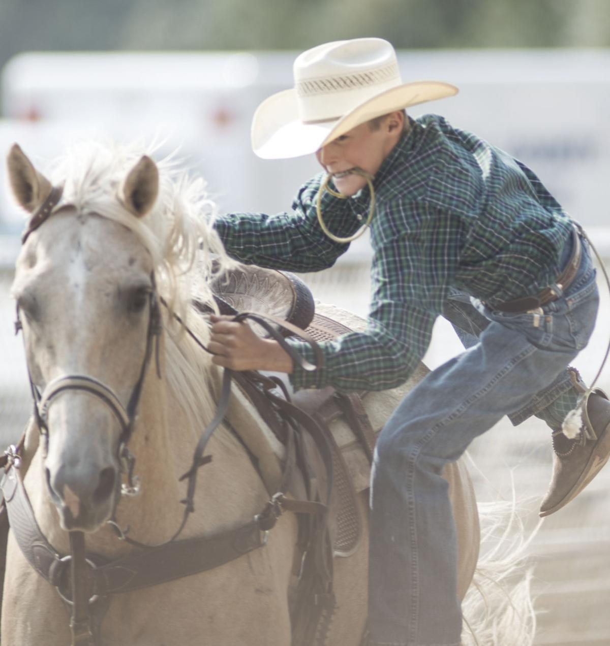 Numbers up for youth rodeo 1