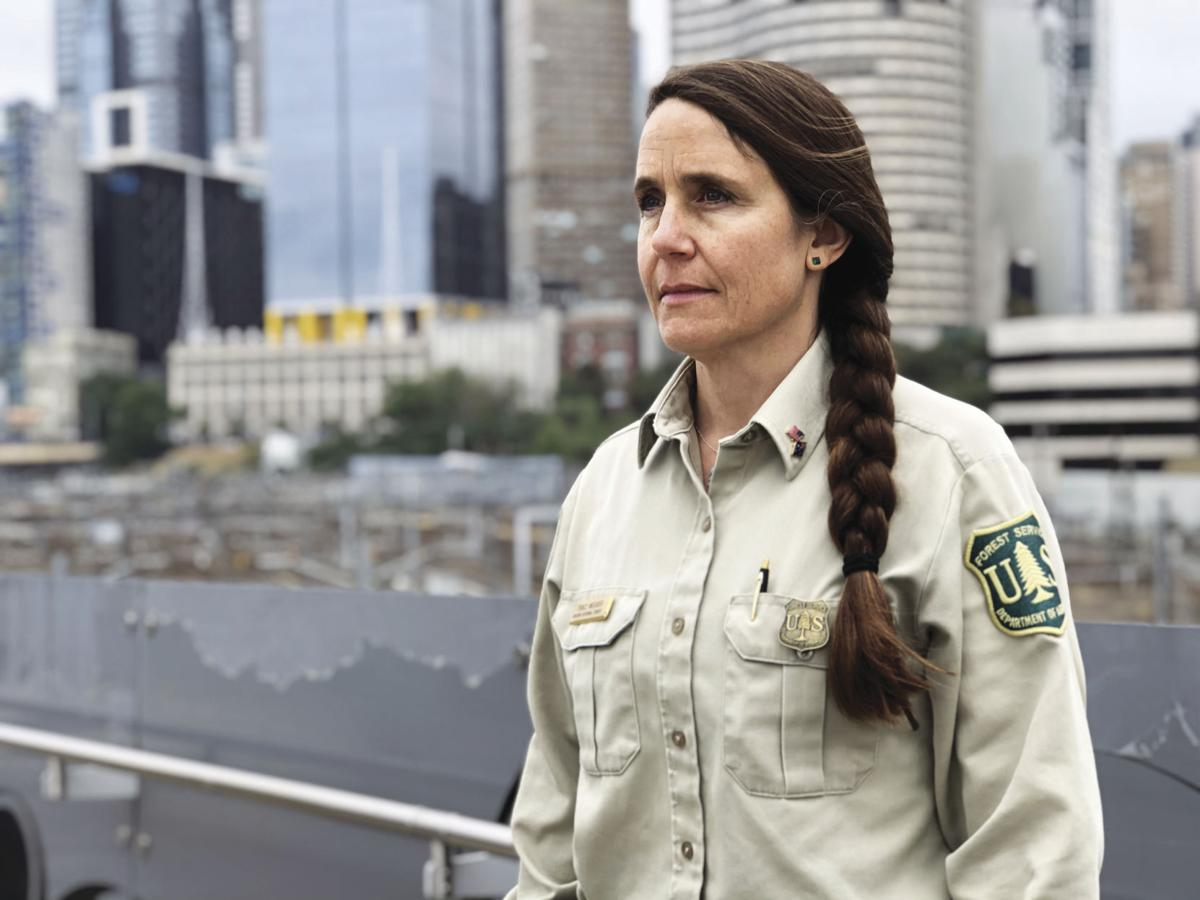 Local ranger returns from fire relief in Australia
