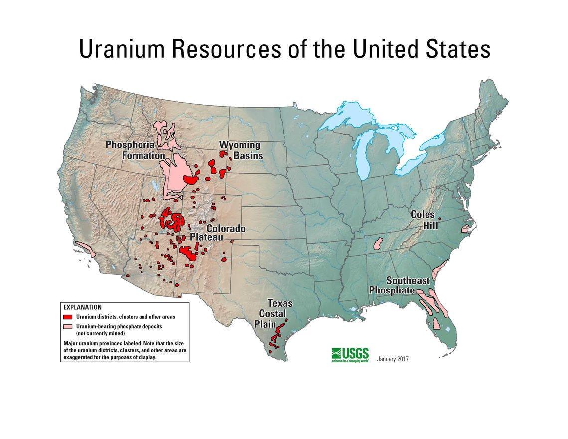 $150 million proposed for uranium reserve