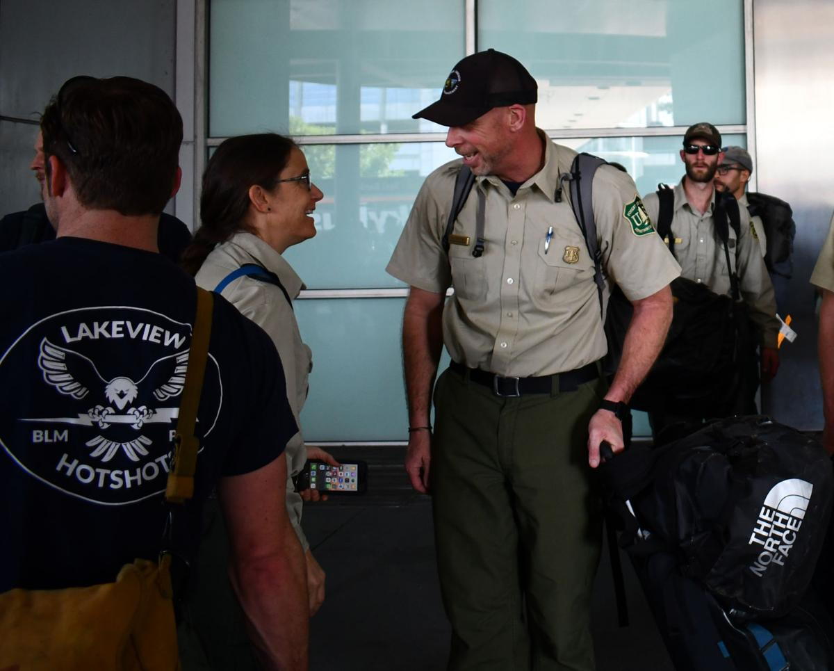 Local ranger returns from fire relief in Australia 2