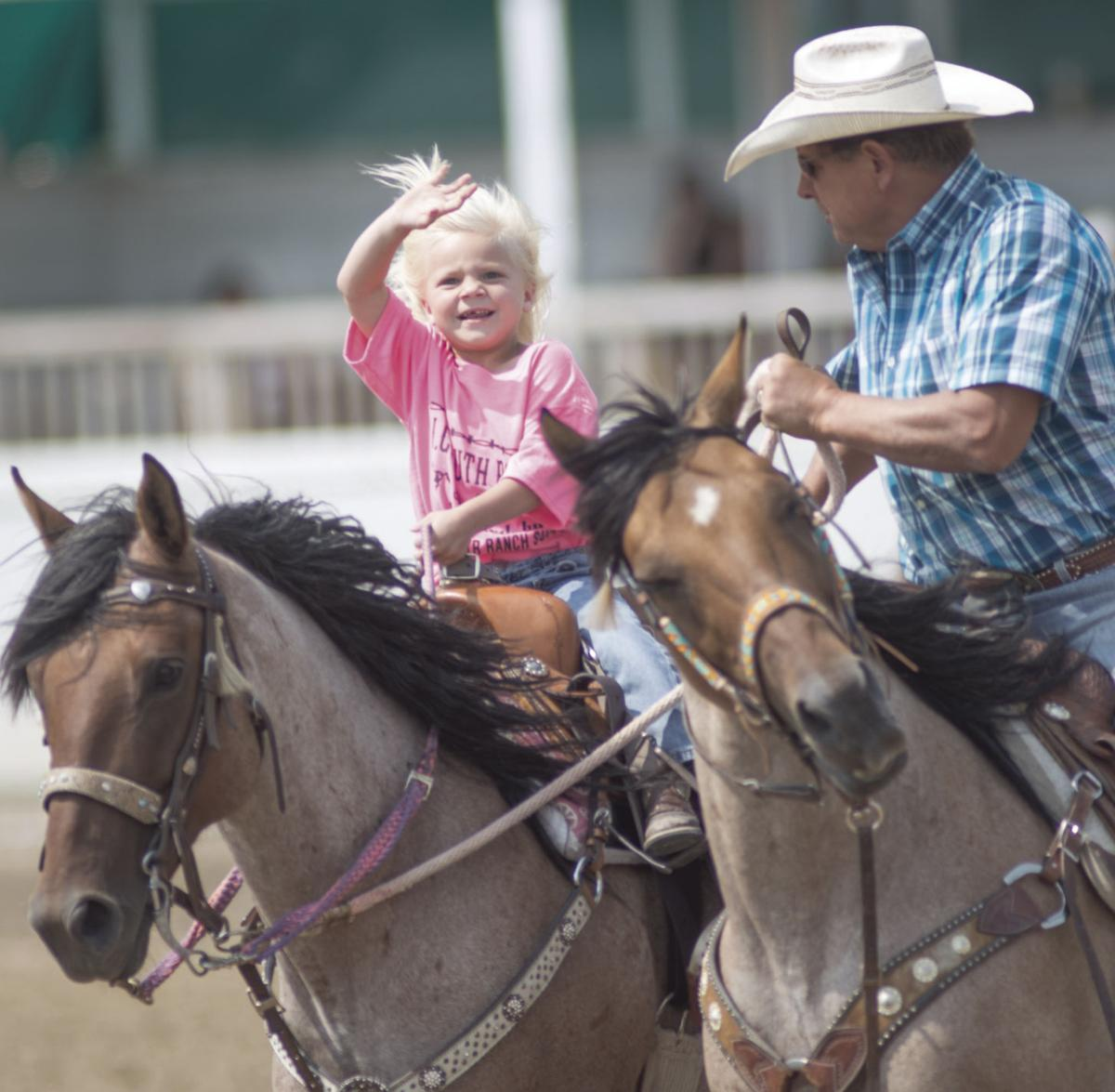 Numbers up for youth rodeo 2