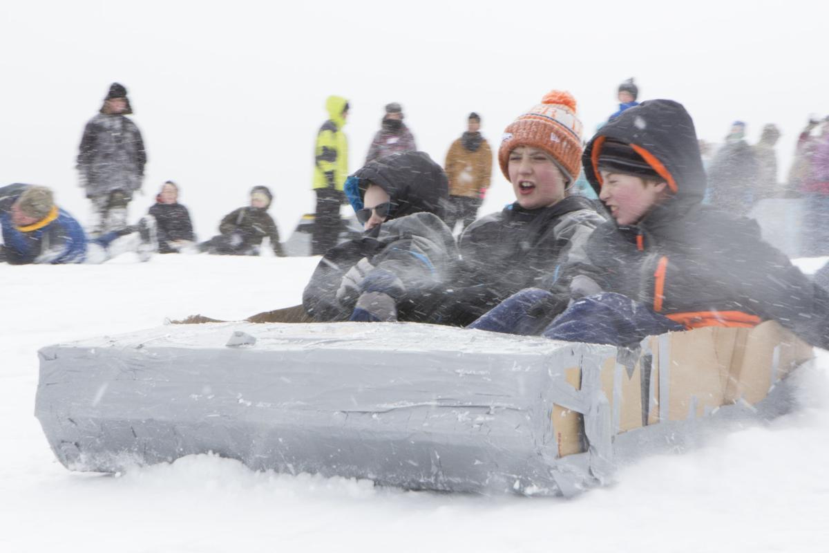 Building a baller box sled 1