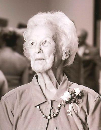 Dorothy Joan Cross