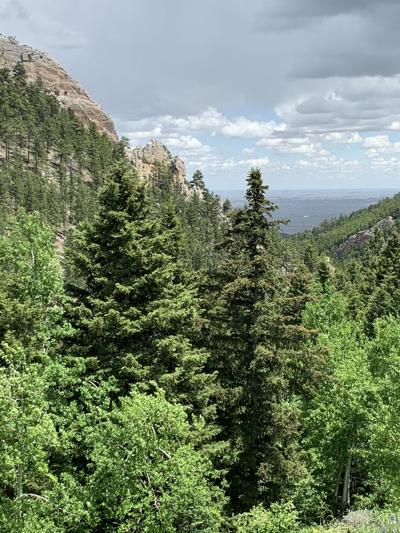 Sayles Creek Canyon