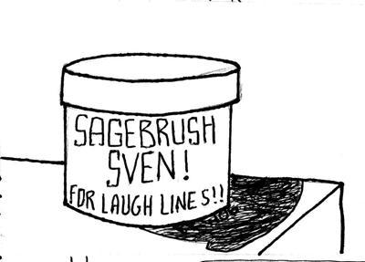 Sagebrush Sven