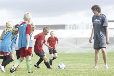Soccer camp offers international flair 1