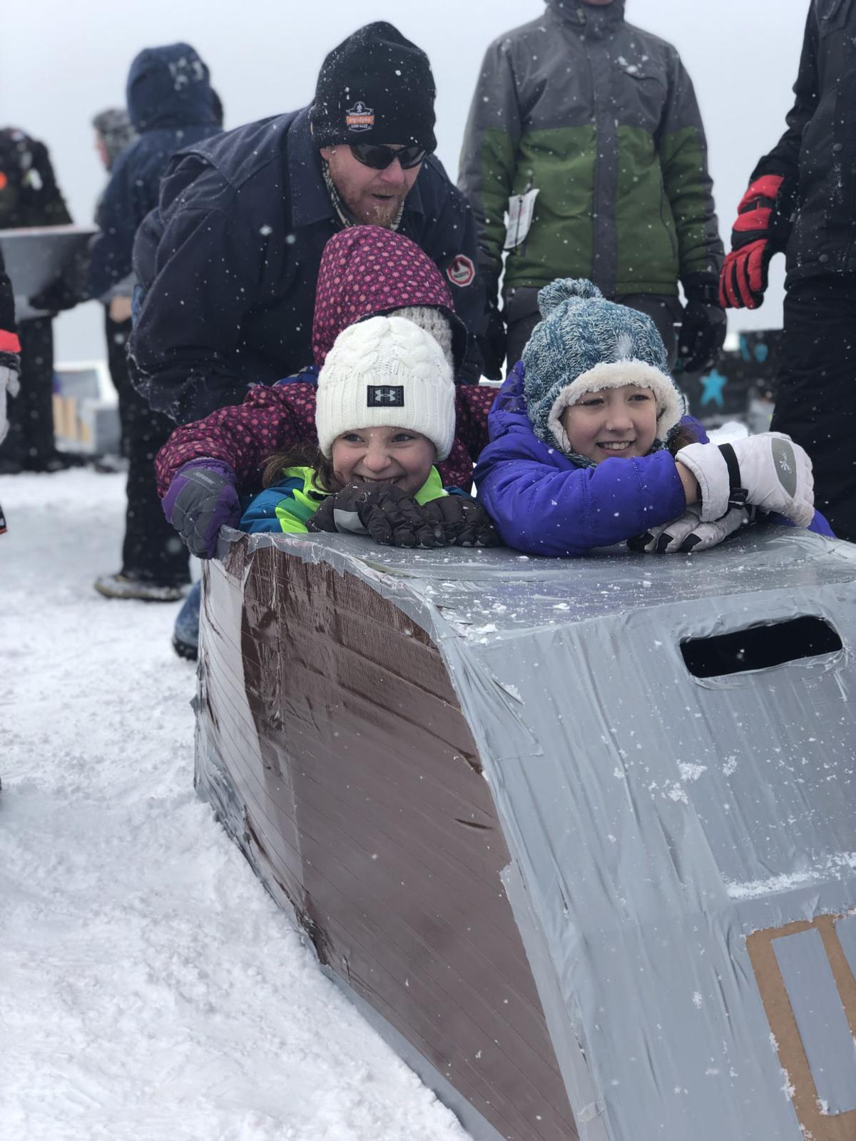 Building a baller box sled 2