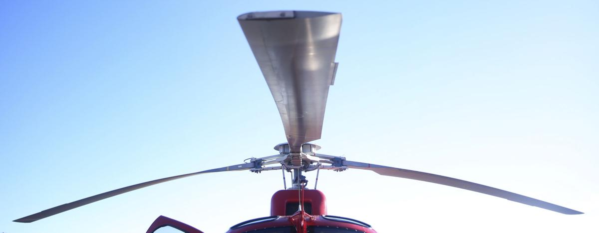 A helicopter crew based out of the Denver metro area