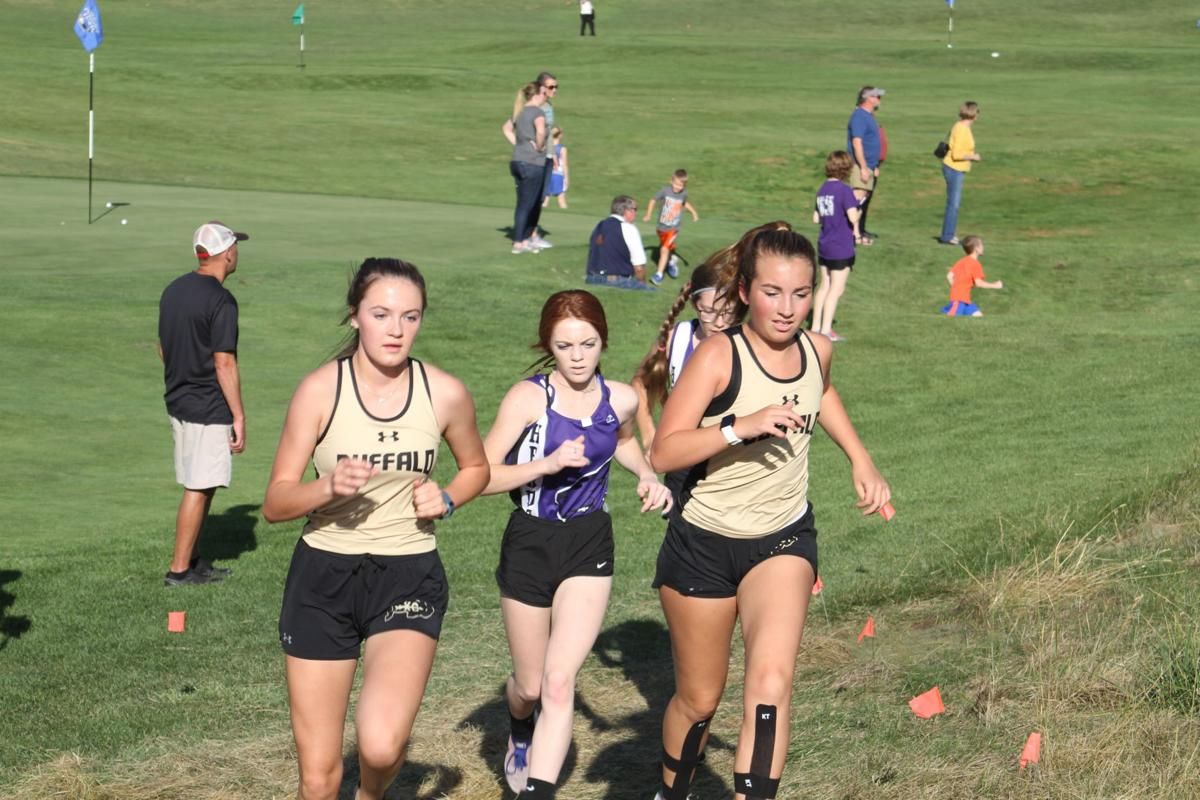 Cross-country girls set pace 2