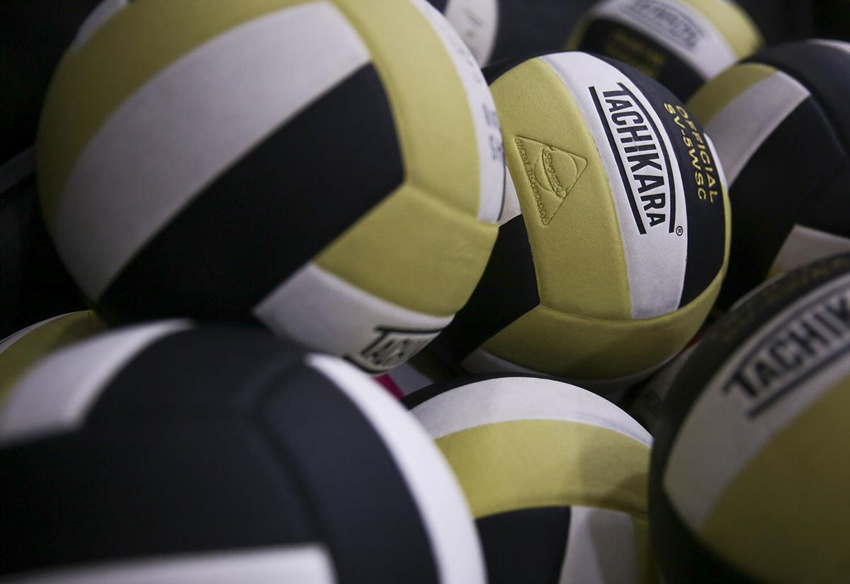 Buffalo's volleyball team is hosting two a days during the week