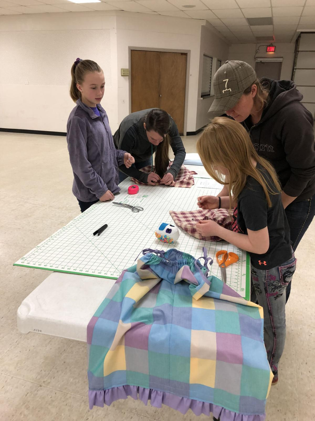 Sewing seeds of kindness 2