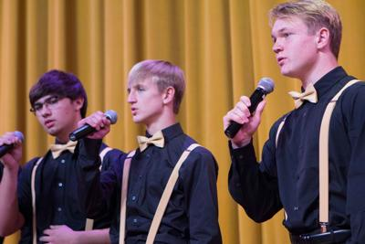 Five BHS students selected for All-State music