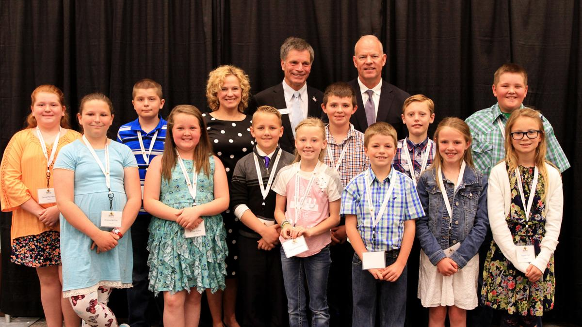 CPES fifth graders finalists in bookmark contest