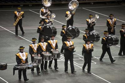 BHS marching band 'superior'