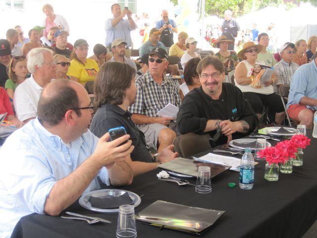 Taste of Buffalo Culinary Stage 2011