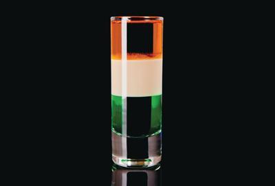 Imbibe it: a drop of the Irish