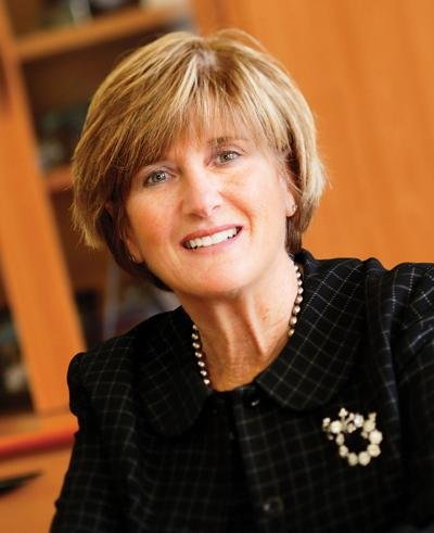 People Inc. president and CEO Rhonda Frederick