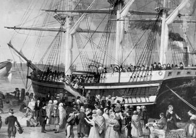 A timeline of immigration in Buffalo