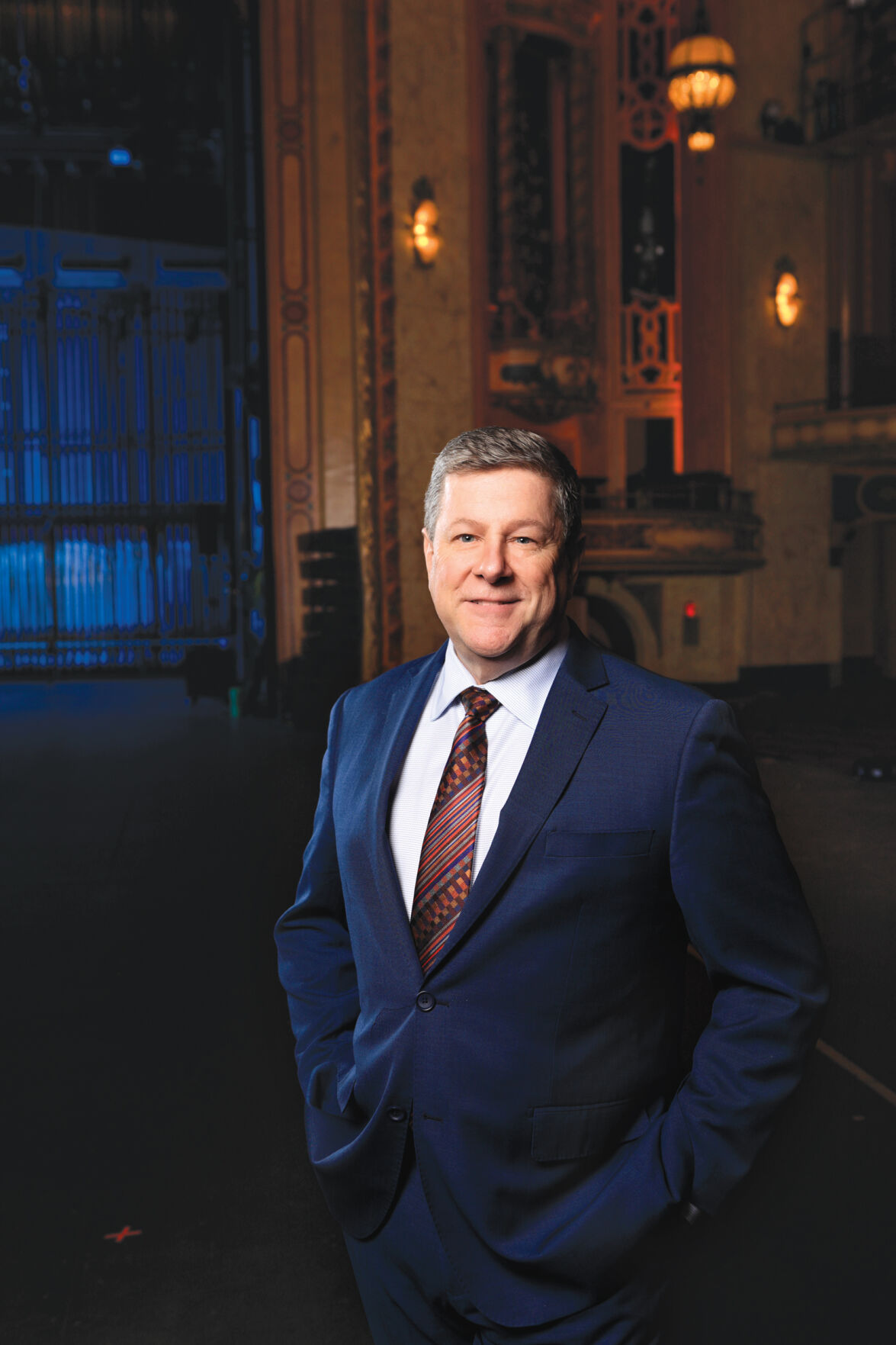 Shea's President Michael Murphy