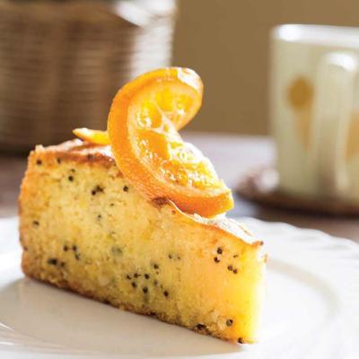BuffaloSpree.com's Recipe of the week: Orange Poppy Seed Cake