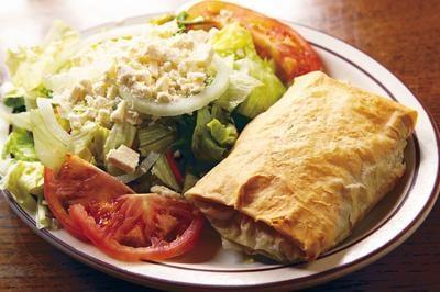 For Cheap Eats, Seek Greek