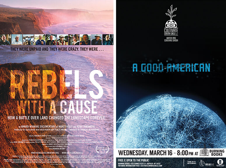 Coming Attractions / Local film screenings and events