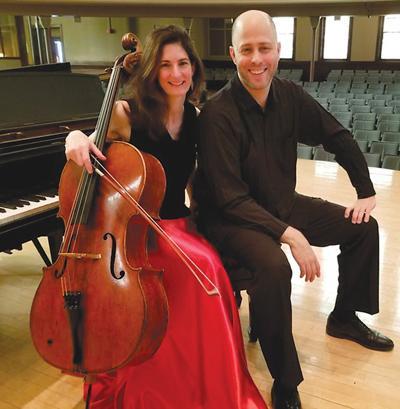 Natasha Farny and Eliran Avni