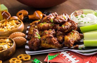 Buffalo Spree's recipe of the week: exotic chicken wings