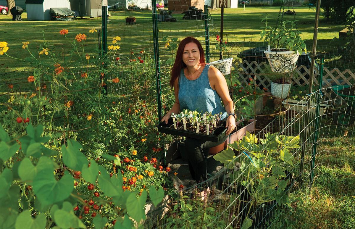 Stephanie Zarbo garden