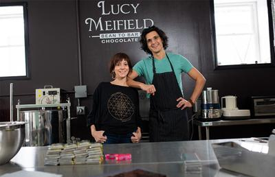 Lucy Meifield: Bean-to-bar chocolate