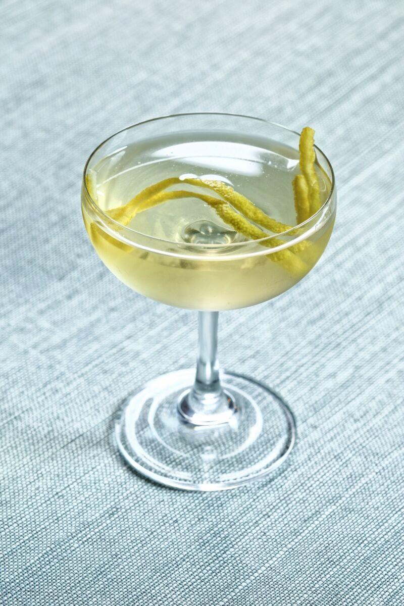 Five summer cocktails