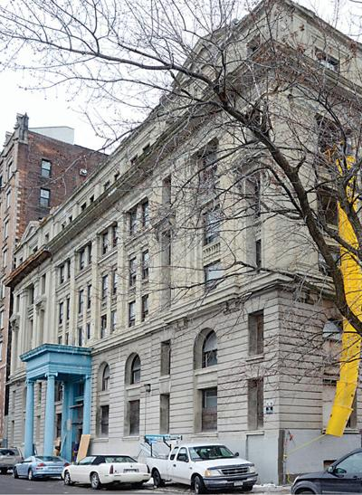 The Graystone—Can this building be saved?