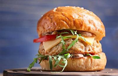 BuffaloSpree.com's Recipe of the week: Turkey and Portabello Mushroom Burgers