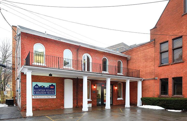 An office reinvention in Allentown