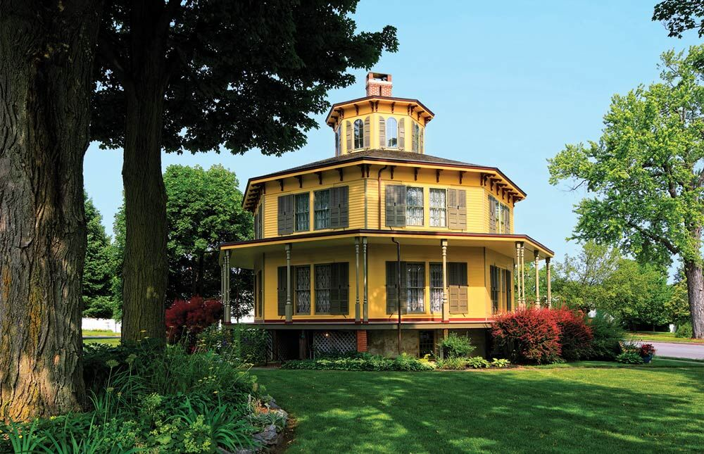 Architecture: A rarity in Akron