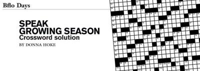 May 2012: Crossword Solution Revealed