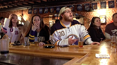 """Documenting Sabres die-hards in """"The Fan Connection"""""""