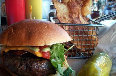 Sneak Peek: Soho Burger Bar menu preview