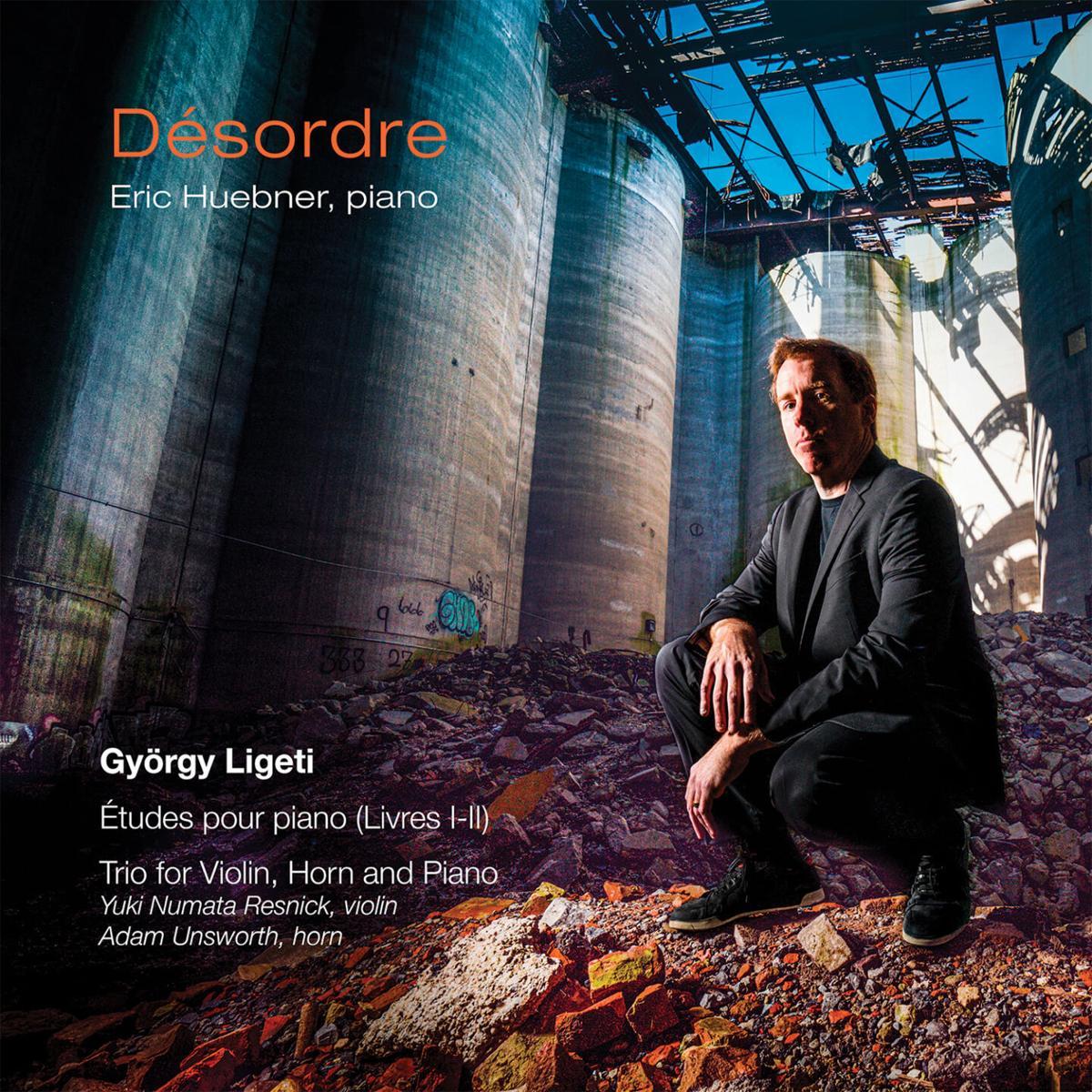 Eric Huebner - Desordre cover