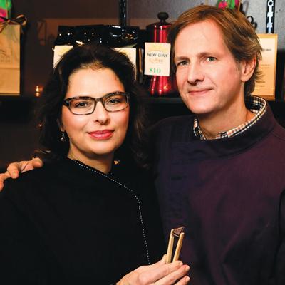 Culinary Creatives / JoAnne and Dan Sundell