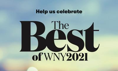 Best Of WNY 2021 graphic